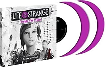 Life is Strange Before the Storm Vinyl Box Set