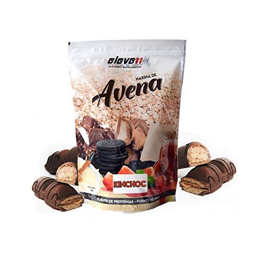 Harina de Avena Sabores Variados   Suplementos Alimentación y Suplementos Deportivos    (Galleta, 1 Kg)