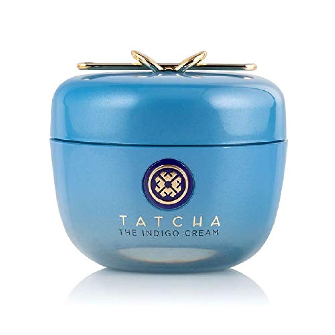 古い狐百年Tatcha The Indigo Cream Soothing Skin Protectant 1.7 oz/ 50 mL タチャインディゴ クリーム