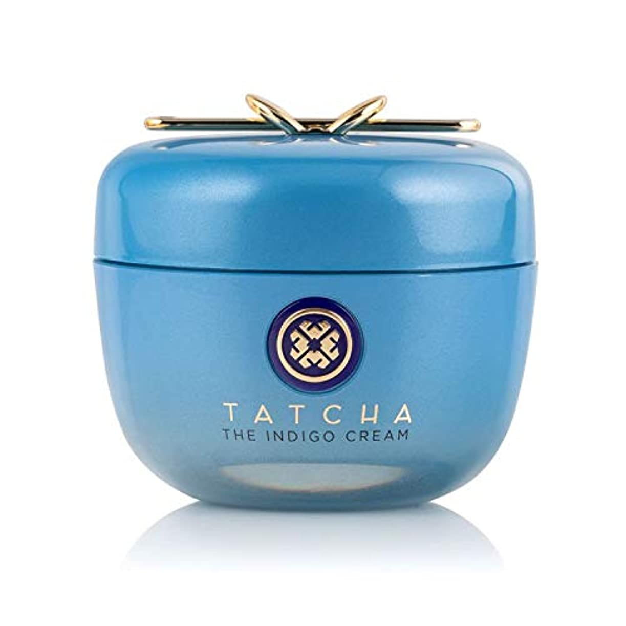 着替える醜い一人でTatcha The Indigo Cream Soothing Skin Protectant 1.7 oz/ 50 mL タチャインディゴ クリーム