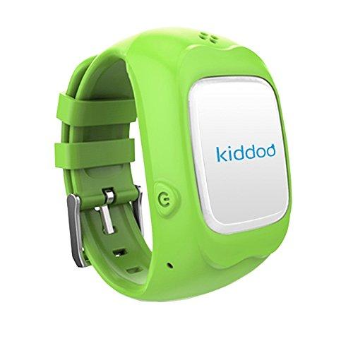 Kiddoo Smartwatch für Kinder grün
