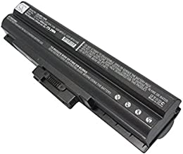 Battery VGP-BPS13A/B Replacement for Sony VAIO VGN-AW290JFQ, VAIO VGN-AW310J/H, VAIO VGN-AW350J/B, VAIO VGN-CS110E/S, Rechargeable Li-ion Laptop Battery