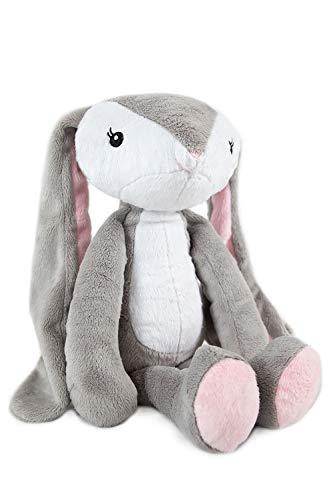 Little Adventures Adventure Pals Soft Plush Minky Stuffed Animal Toys (Bethany Bunny)