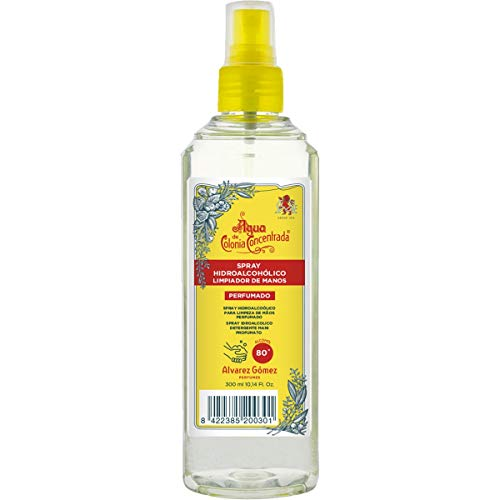 Alvarez Gomez Spray Hidroalc. 300Ml (Perfum) 300 ml