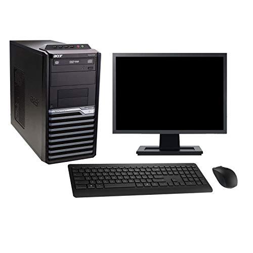 Acer PC Tour M2610G Screen 22 ' Intel i5-2400 RAM 16Go SSD 480Go Windows 10 Wifi (Reconditioned)