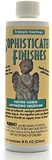 Sophisticated Finishes Patina Green Antiquing Solution 8 oz.