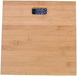 Báscula Básculas De Baño De Bambú De 180 Kg Smart Led Digital Balance De Piso Máquina De Pesaje Cuerpo Báscula De Peso Del Hogar