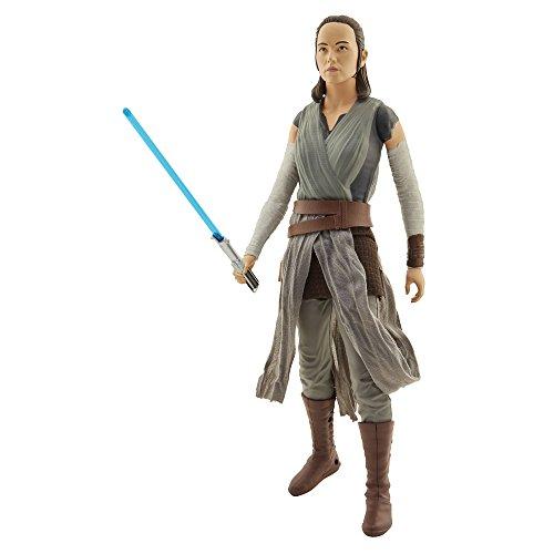 Star Wars Big-FIGS Rey Episode VIII Action Figure, 20