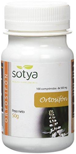 SOTYA - SOTYA Ortosifón 100 comprimidos 500mg