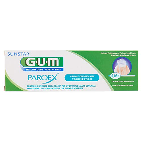 GUM Paroex Chlorhexidin Zahnpasta 0,06%,75ml