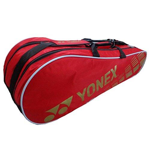 Yonex Sac de badminton (1004 PRM – Rouge)