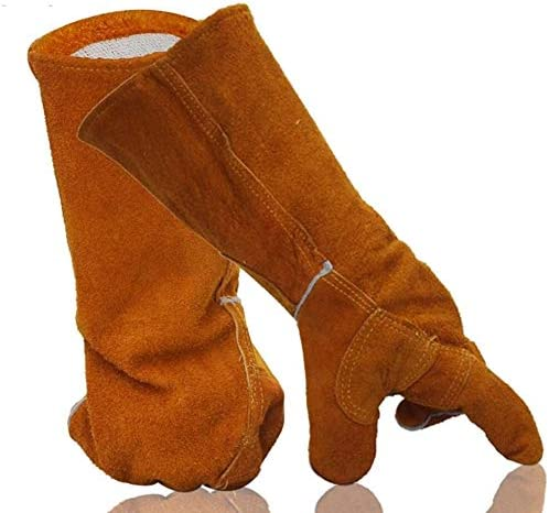 Welding Gloves Baking Fit Super beauty product restock quality top Outlet sale feature Tig Grill