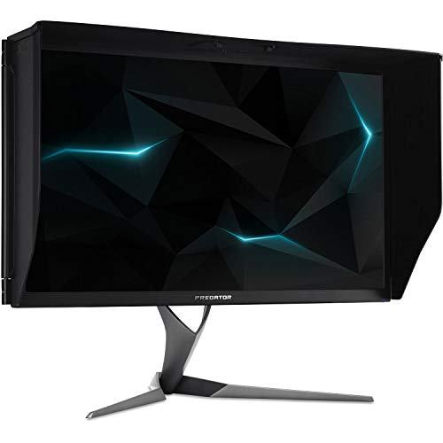 Acer Predator X27-27' Monitor 4K UHD 3840x2160 120Hz 16:9 4ms GTG 600 Nit IPS (Renewed)