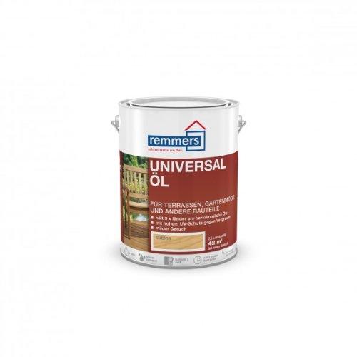 Remmers Gartenholz-Öl - Universal-Öl farblos 5L
