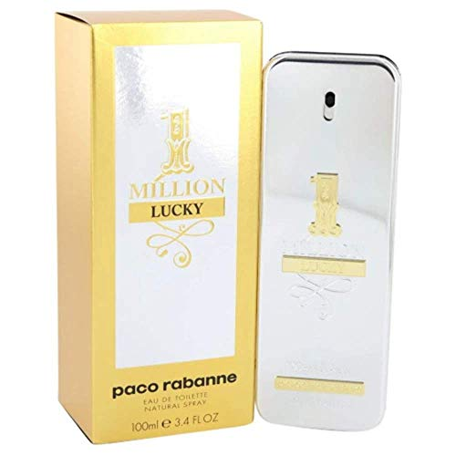 Paco Rabanne One Million Lucky Eau de toilette,200 ml