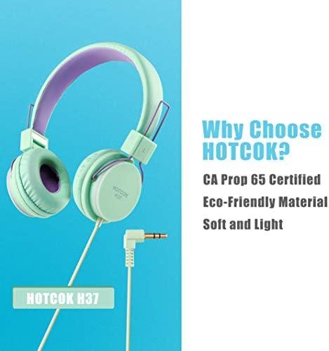 HOTCOK H37, Kids Headphones