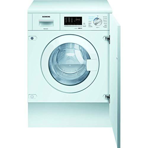 Siemens WK14D542 iQ500 Waschtrockner, weiß