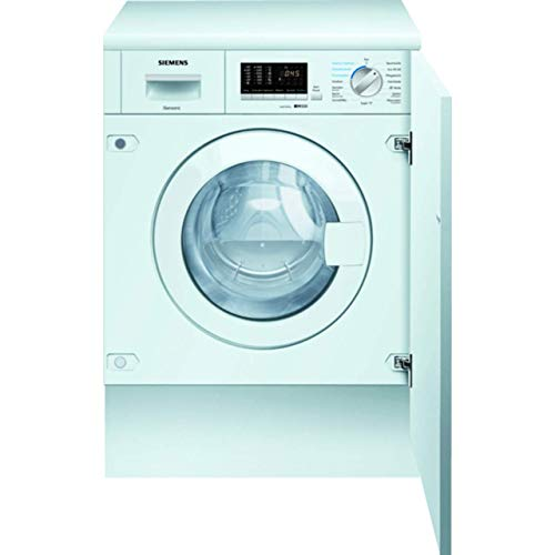 Lavadora secadora Siemens WK14D542 iQ500 Wash & Dry totalmente integrado