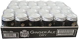 Canada Dry Ginger Ale カナダドライジンジャーエール 350mlx30缶
