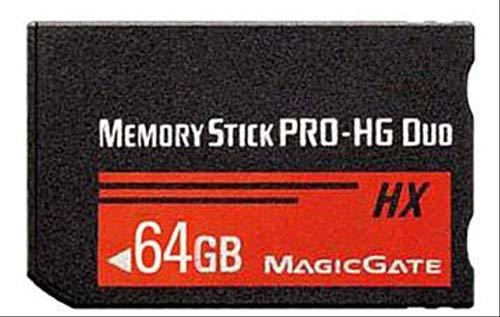 WHBLSKY Psp Memory Stick 64G Psp2000 3000 - Memoria USB (64 g)