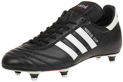adidas Originals Unisex World Cup SG Fußballschuhe, Schwarz (Black/Running White Ftw), 44 EU