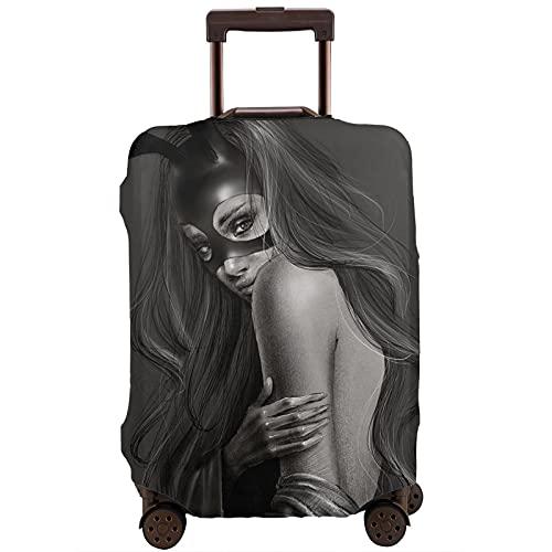 Las fundas Ariana grande protegen tu equipaje del polvo y los arañazos, blanco, 95