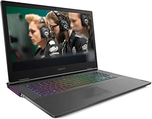 Lenovo Legion Y740 Gaming Laptop, 17.3' FHD (1920 x 1080), 9th Gen Intel Core i7-9750H, 16GB RAM, 512GB SSD + 1TB HDD, NVIDIA GeForce RTX 2080 with Max-Q, Windows 10 (Renewed)