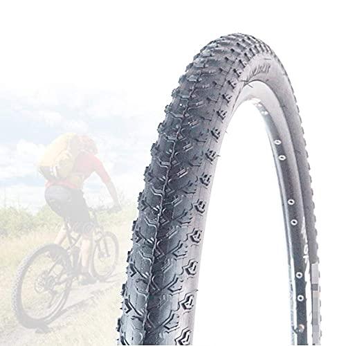 JYCTD Neumáticos de Bicicleta, neumáticos Plegables de Bicicleta de montaña 27.5 29X1.95, neumático de vacío 120TPI, Accesorios de neumático de Bicicleta Antideslizantes y Resistentes al Desgaste