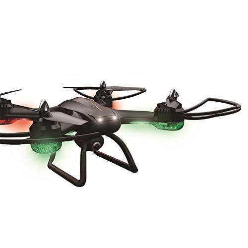 wuyanse modalità Headless Altezza-Hold 3D-Flip e mulinelli Toy Ironpeas Drone per Principianti, Mini quadricottero RC trasportabile con Bracci Pieghevoli