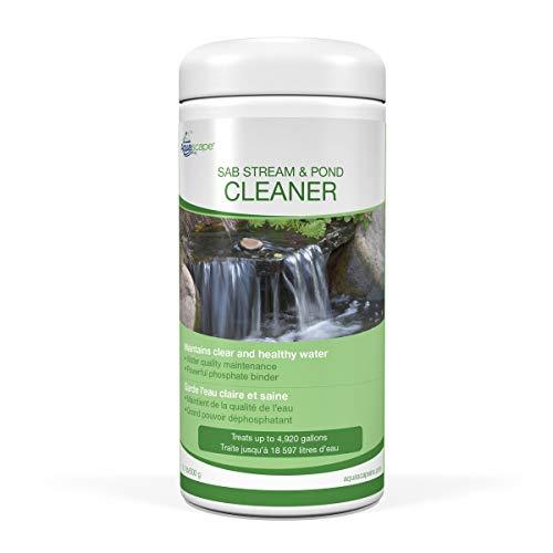 Aquascape 98900 Cleaner SAB Stream & Pond Clean Water Treatment, 1.1-Pound, Clear