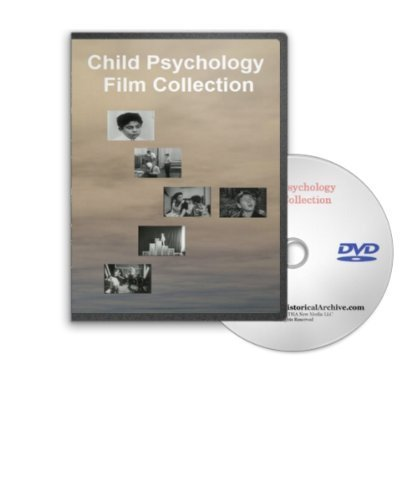 Classic Child Psychology Studies of the 1940s - 1950s - Social Interactions, Arrested Development, Comparative Physical and Emotional Growth Studies and More