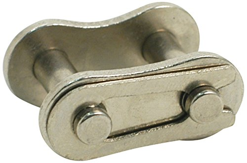 TRITAN 50-1NP CL Precision ANSI Chain Plated New life Roller Max 55% OFF Conne Nickel