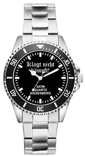 Soldat Geschenk Bundeswehr Artikel Klagt Nicht kämpft Uhr 2502