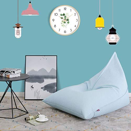 Gglloio Posh Beanbags, grote comfortabele zitzak, grote zitzak, met afneembare afdekking voor kinderen, stofschuim, gevuld met deeltjesstoel, meubels en accessoires voor kinderen en volwassenen