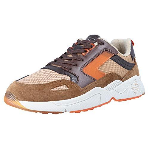 GANT Footwear Herren NICEWILL Sneaker, Tobacco Brown, 46 EU
