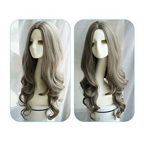 ZNXHNDSH HND - Peluca de disfraz para mujer, peluca de Halloween, disfraz de Halloween para mujeres y nias con peluca