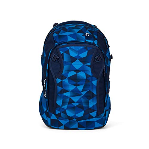 SATCH Unisex-Kinder Match Rucksack Blau (Blue Crush)