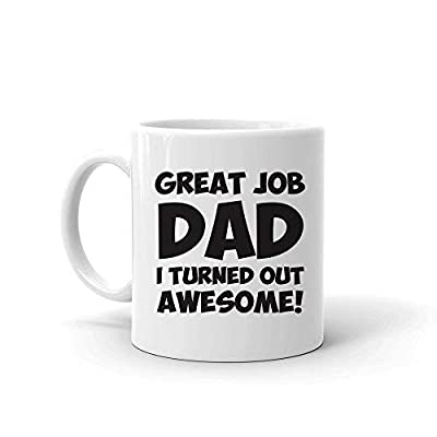 Funny Mugs for Dad for Father's Day