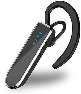 Auriculares Bluetooth 5.0, Auriculares Binaurales Inalámbricos de Manos Libres 24 Horas..