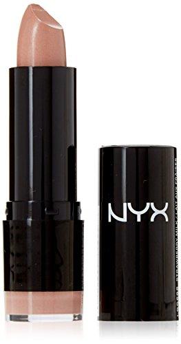 NYX PROFESSIONAL MAKEUP Extra Creamy Round Lipstick - Summer Love, Beige With Soft Pink Undertones