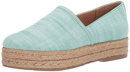 Naturalizer THEA 3 Platform, Turquoise, 5 M US