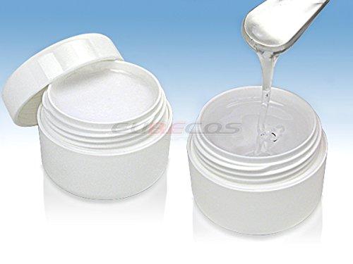 EuBeCos Gel Euro Finish - Sellador de uñas (30 ml, gel UV, calidad de estudio)
