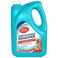 Simple Solution Dog Stain & Odour Remover is the only formula which contains both Pro-Bacteria and enzymes which effectively remove stains and odours Simple Solution is completely safe for use around pets and children The formula has been specificall...
