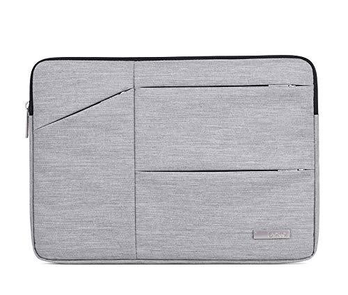 Laptop-Hülle / Tablet-Tragetasche für Chuwi UBook Pro 12.3 / Microsoft Surface Pro 7 12.3 / Surface Pro X 12.3 / Google Pixelbook / HP 2-in-1 12.3 Zoll / VAIO SX12 12.5 (grau)