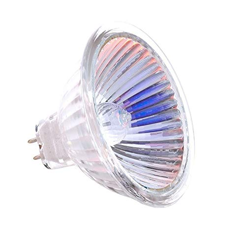 10 x Osram Halogen 50W GU5,3 12V 36° 44870 WFL Decostar 50 Watt Reflektor Lampe