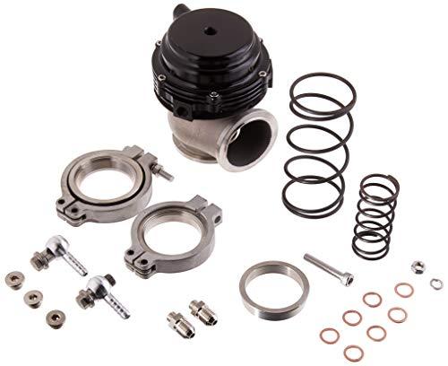 Black 44mm Water Cooled External Turbo Manifold Wastegate
