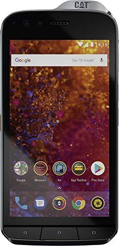 Caterpillar CAT S61 Outdoor Smartphone 64GB 5.2 Zoll (13.2 cm) Dual-SIM Android 8.0 Oreo 16 Megapixel Schwarz