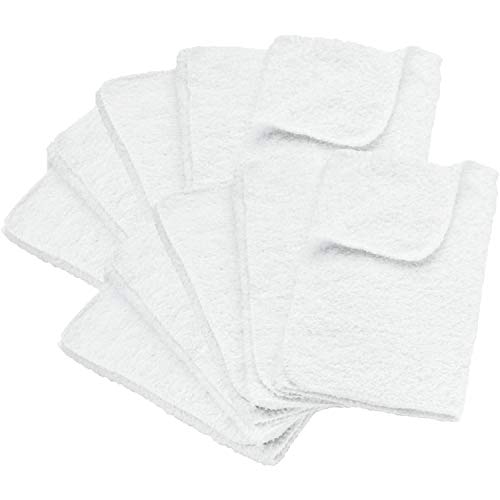 Kärcher Frottee-Tuchset für Dampfreiniger 5 Tücher Classic, 2er Pack (2 x 5 Tücher)
