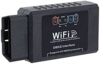 WiFi OBD2 Car Diagnostic Scanner Support IPhone IPad Android For BMW AUDI VW VOLKSWAGEN VOLVO JAGUAR PORSCHE