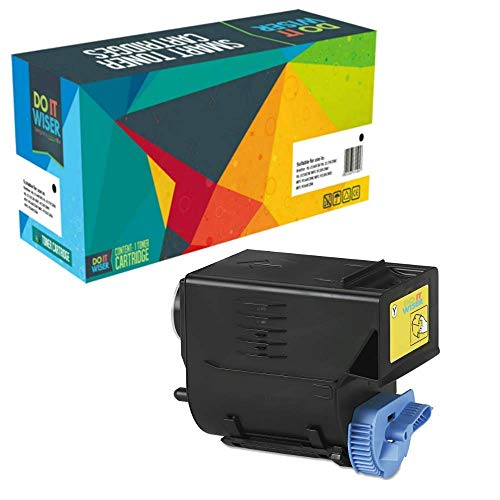Do It Wiser Toner Cartridges Set For Canon ImageRunner C2880, C3380 - Black Yield 26,000 pages - Color Yield 14,000 pages Photo #2